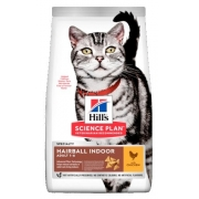 Hill's Feline Adult Hairball Indoor 3kg-1
