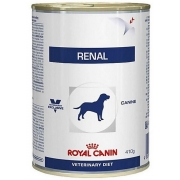 Royal Canin Veterinary Diet Canine Renal puszka 410g-1