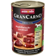 Animonda GranCarno Adult Multifleisch Mix Mięsny puszka 400g-1