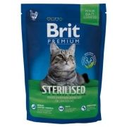 Brit Premium Cat New Sterilised 1,5kg-1