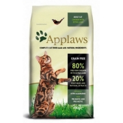Applaws Cat Adult Chicken & Lamb 400g-1