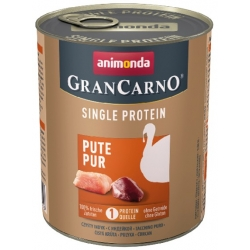 Animonda GranCarno Single Protein Indyk puszka 800g-1